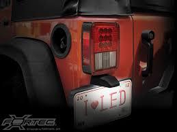 jeep jk led tail light bulb lights up 1g t10w 1 5w led tail light license plate bulbs