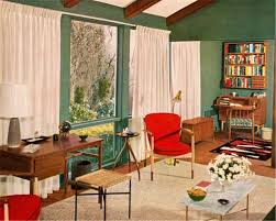 Modern Vintage Interior Design 405 Best 1950s Living Room Images On Pinterest Vintage Interiors