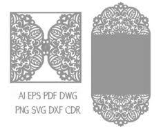 set laser cut wedding invitation templates cricut silhouette