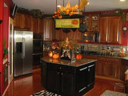 decorating ideas for kitchen decorating tops of kitchen cabinets captainwalt com