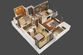 3 Bhk Home Design 3d Layout Awesome Room Hdb I Model Jurong West D Floor Plan