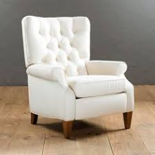 Restoration Hardware Recliner Omg Someone Finally Made One A Stylish Recliner Churchill