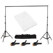 White Photo Backdrop Photo Studio Backdrops Ebay