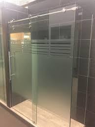 Frameless Slider Shower Doors Frameless Slider Shower Door Glass Mirror Specialists