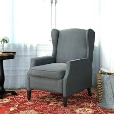 Wingback Recliners Chairs Living Room Furniture Living Room Chair Covers Yamacraw Org