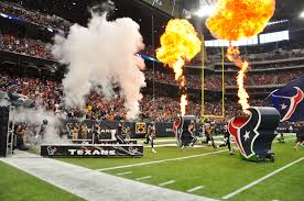 When The Biggest Annual Football Game Comes To Town The Texans Experience In Houston Nrg Stadium U0026 Football