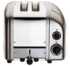1950s Toaster Amazon Com Dualit Classic 2 Slice Toaster Charcoal Retro