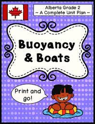 buoyancy u0026 boats u2013 an alberta grade 2 science unit science