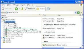 ucl bureau faq service fichiers pour espace personnel et pour espace de groupe