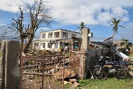in laws house in laws house is pretty fvcked after typhoon pablo