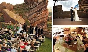 Wedding Venues Colorado Red Rocks Park U0026 Amphitheatre Venue Morrison Co Weddingwire