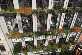 How To Build A Vertical Wall Garden by The Flowerbox Building A Sustainable Gem In A Storied Setting 6sqft