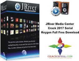 jriver media center 2017 serial keygen full free download