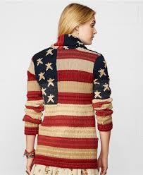 American Flag Cardigan Denim Supply Ralph Lauren Redcreamblue Oversize American Flag Cardigan Red Product 4 097946807 Normal Jpeg