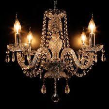 Elegant Crystal Chandelier Modern Crystal Chandelier Ebay