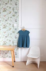chambre bébé papier peint chambres d enfants des oiseaux sur les murs papier peint oiseaux