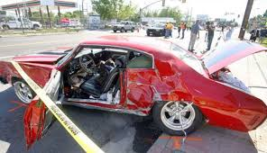 1970 chevelle tail lights video thief smashes up valuable chevelle ss during police pursuit