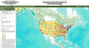Map Of Usa Showing New York by In Your Own Backyard Mapping Communities Near Superfund Sites
