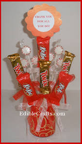 Candy Bouquet Delivery End Of Year Teacher Gifts Candy Bouquet Thank You Gift