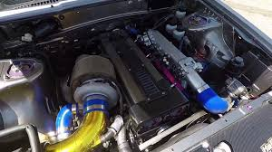 mitsubishi starion dash turbo 1jz swapped mitsubishi starion track one take