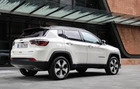 jeep compass limited all new 2018 jeep compass lands in australia forcegt com