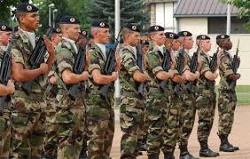 bureau de recrutement militaire les militaires du rang