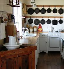 kitchen amazing l shape retro country kitchen decoration design