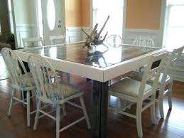 reclaimed pallet dining set dining room table made from pallets