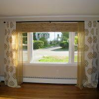 Curtain Railing Designs Excellent Rod Curtain For Your Interior Decor Home Design