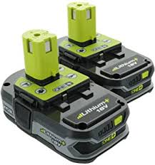 ryobi fan and battery amazon com ryobi 18 volt 120 volt one plus hybrid fan bare tool