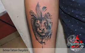 Tattoos In - fore design aatman tattoos in bangalore india