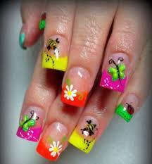 spring nails nails10