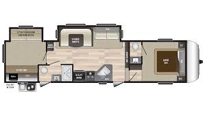 keystone hideout 308bhds 5th wheel for sale