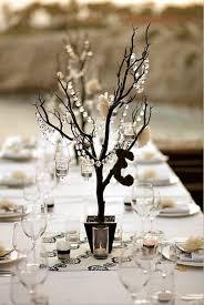 Tree Centerpiece Wedding by Tree Decorating Ideas For Weddings