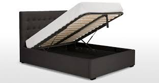 ottomans ikea storage bed storage beds uk double bed with