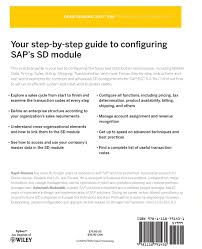 buy configuring sap erp sales and distribution book online at low