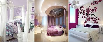 Blue Purple Bedroom - shades of purple bedroom ideas home interior design kitchen and