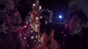 ivana majcan rockin around the christmas tree cover youtube
