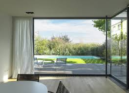 large window treatment ideas dining room curtain ideas for large windows stringio pinterest