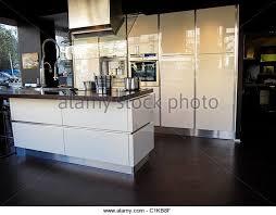 Home Design Stores Paris Paris Modern Kitchen Furniture Stock Photos U0026 Paris Modern Kitchen