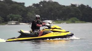 sea doo intelligent brake u0026 reverse tutorial youtube