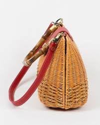 wicker handbag handbag for your fashion