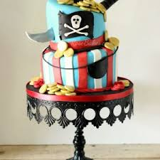 Pirate Cake Decorations Buttercream Roses Archives Rose Bakes