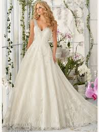 mori bridal mori 2813 v neck tulle gown bridal dress dimitradesigns