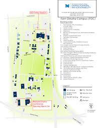 Omaha Nebraska Map Restore Omaha Fort Omaha Campus Parking