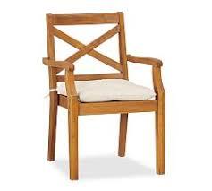 Teak Patio Chairs Teak Patio Furniture Pottery Barn