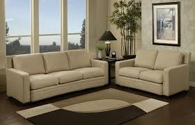 Livingroom Lamp by Furniture Cream Fabric Cheap Loveseats With Beautiful Rug And