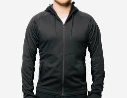 technical hoodie u2013 men u0027s black yesler