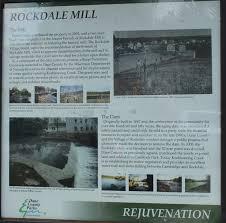 native plants of wisconsin wisconsin historical markers rockdale mill rejuvenation