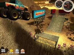 games monster trucks gamesworld